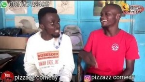 Video: Pizzazz comedy  - Facebook love